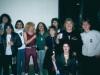 Backstage with URIAH HEEP - 1991